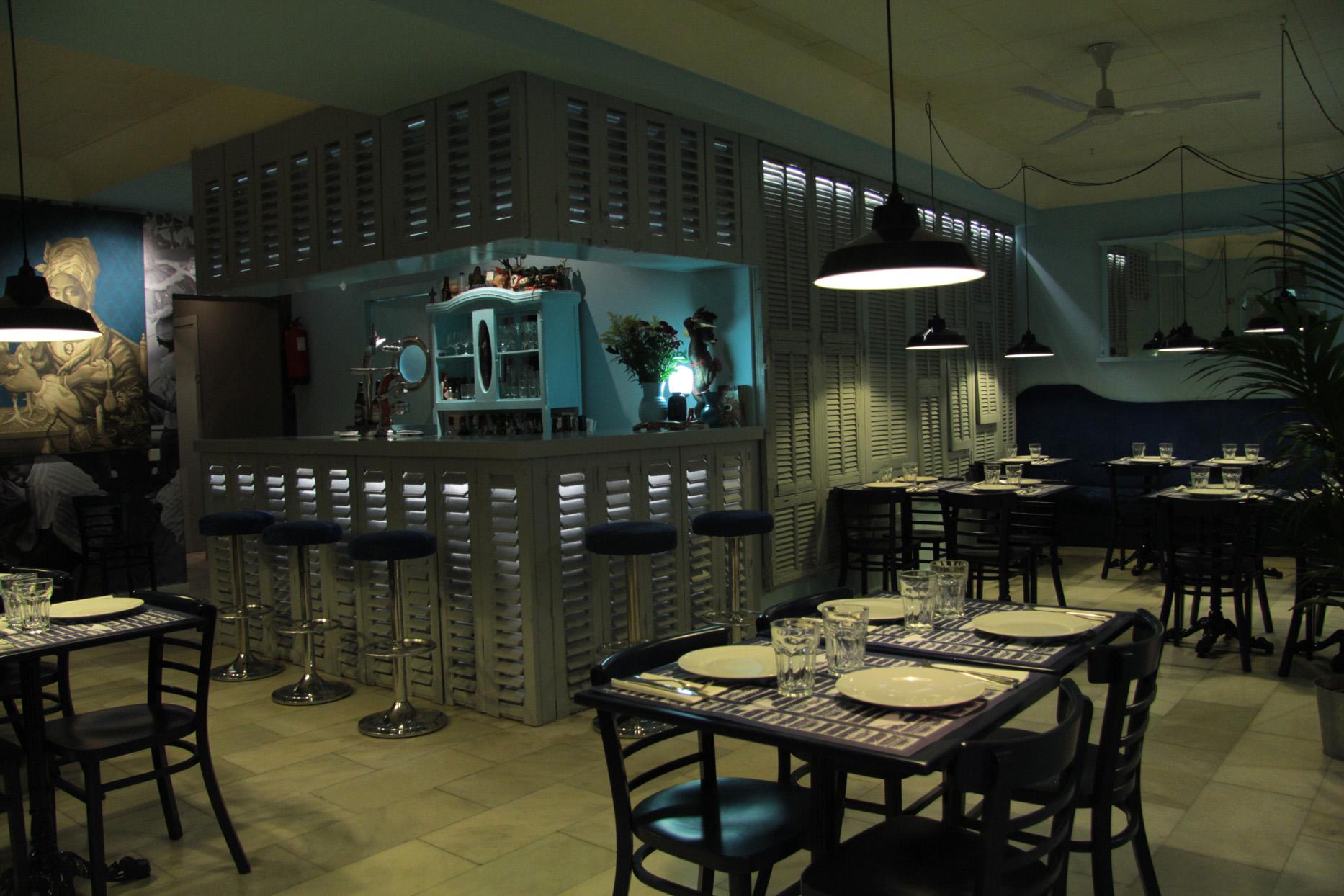 Restaurante Gumbo Comida de New Orleans en Madrid