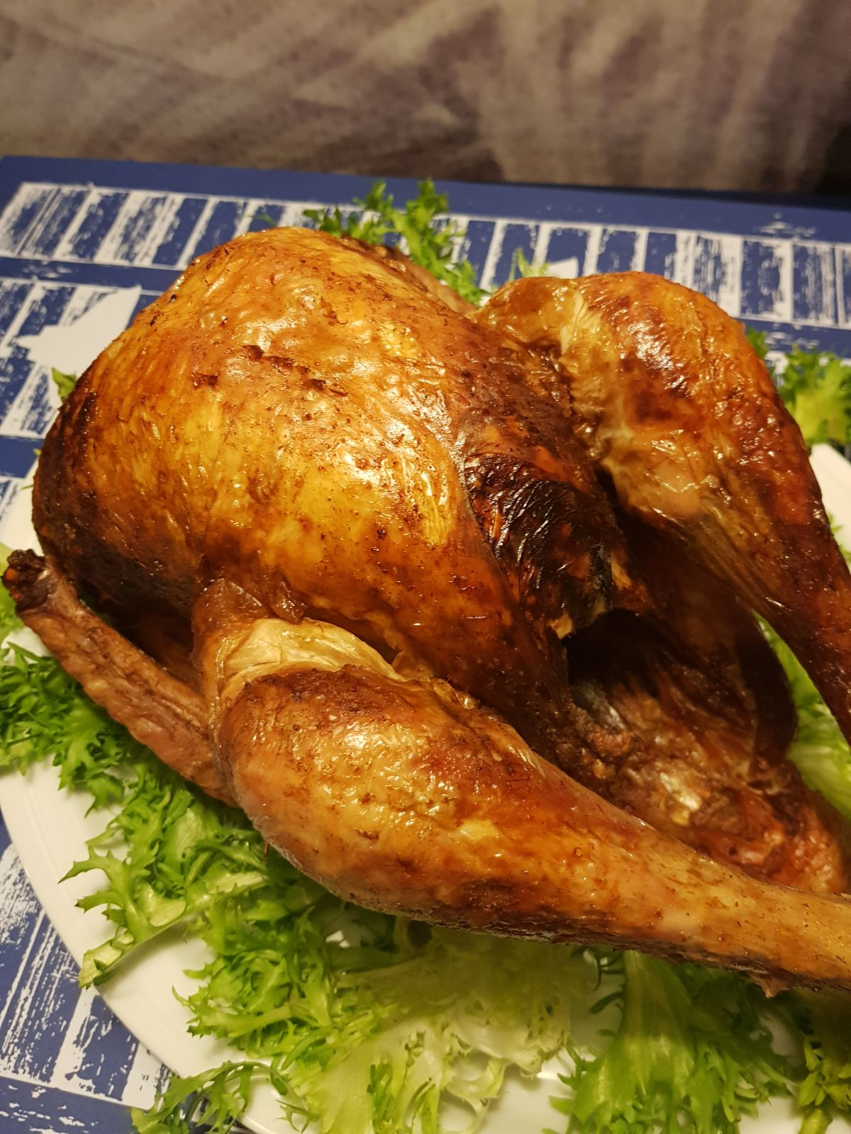 Thanksgiving 2018 - Gumbo Madrid