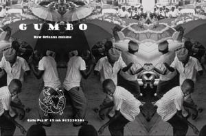 Bono regalo Navidad - Gumbo Restaurante Madrid