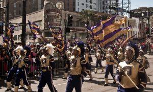 Carnaval en Nueva Orleans - Gumbo Madrid