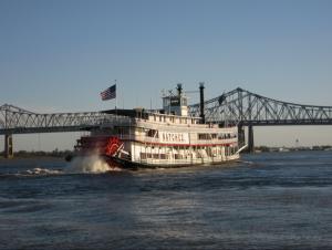 En barco de vapor por el Mississippi. A bordo del Natchez - Gumbo Madrid