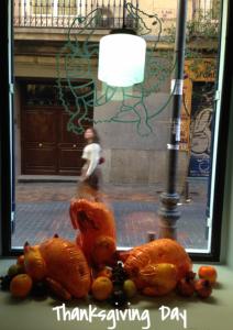 Thanksgiving Day en Madrid - Gumbo