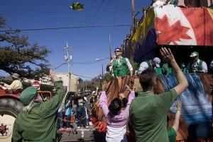 St. Patrick's day en New Orleans - Gumbo Madrid